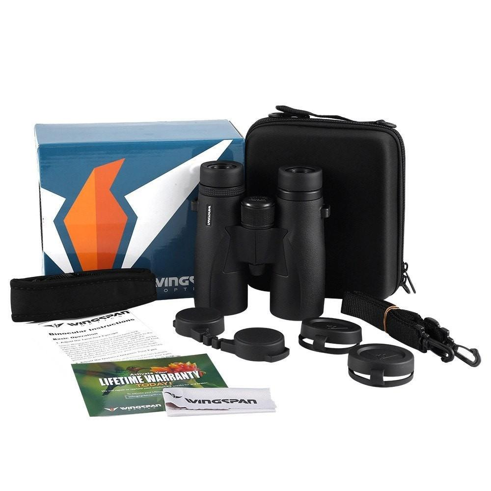 Wingspan Optics SkyView Ultra HD 8X42 Set Review