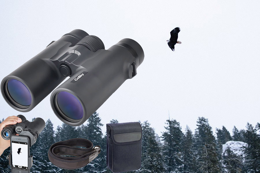 Gosky Birding Binoculars Review